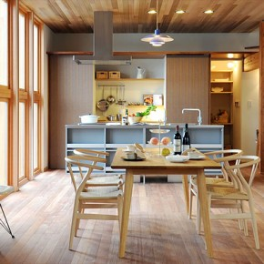 Modern Kitchen Dining  Modern Japanese Kitchens  Pict  16