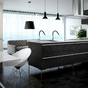 Modern Kitchen Patterns  Modern Japanese Kitchens  Image  15