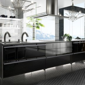 Modern Kitchen Shelfs  Modern Japanese Kitchens  Image  14