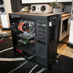 Monster Cpu  A Massive Home Entertainment Setup  Pict  11
