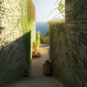 Narrow Passage Scenic View  Architectural Renderings By Dbox  Pict  11