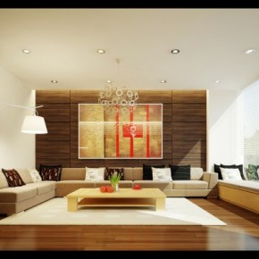 Neutral Living Room 665x390  Dream Home Interiors by Open Design  Wallpaper 21
