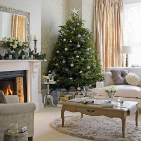 Nice Christmas Tree Decorations 10 Beautiful Christmas Tree Decorating Ideas Pict 2