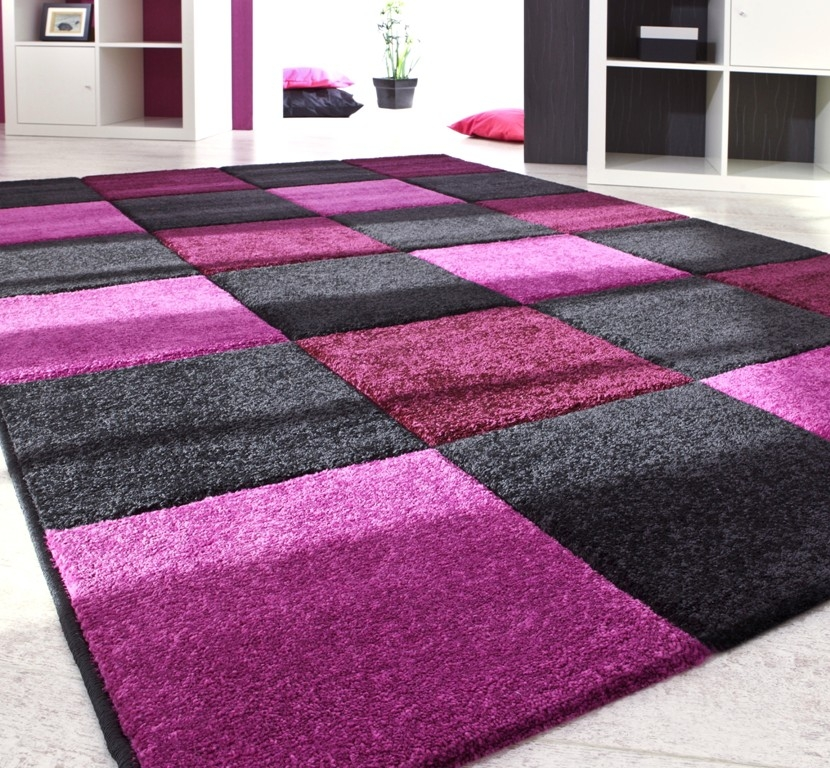 By Pink And Purple Rug Beautiful