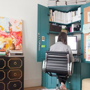 Creating the Perfect Writing Space in Your Little Nook