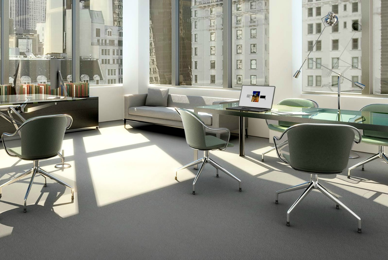 Office Interiors Architectural Renderings By Dbox Wallpaper 15   Home ...