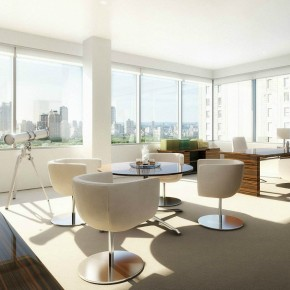 Office With View  Architectural Renderings By Dbox  Pict  17