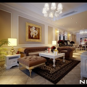 Open Plan Living Dining Area 665x507  Dream Home Interiors by Open Design  Picture  20