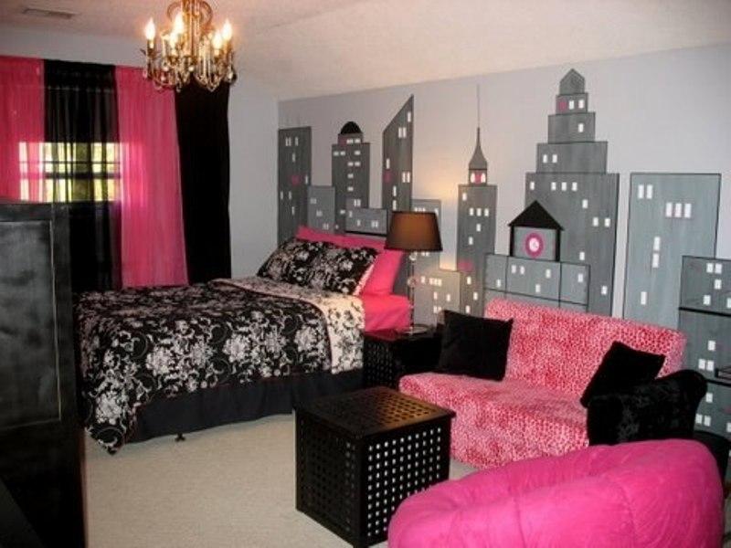 20 Chic Rooms Inspired By Paris | Interior Design Center ...