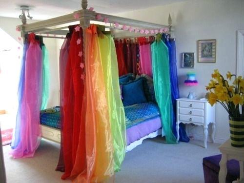 Rainbow Room Decoration Fantastic Idea For A Adult Rainbow Bed Rainbow Room Design Ideas Rainbow Loom Decorations For Your Room Interior Design Center Inspiration