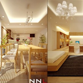 Recessed Ceiling  Dream Home Interiors by Open Design  Picture  17