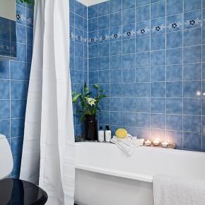 Romantic Bathroom  A Scandinavian Beauty  Pict  13