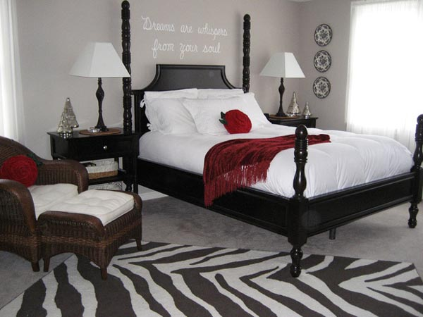 Romantic Bedroom Designs For Newly Married Couples 5