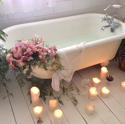 20 Romantic Bathroom Ideas