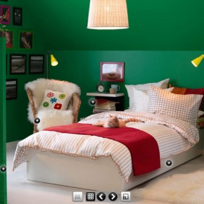Room With An Idea  Dorm Room Inspirations from IKEA  Picture  3