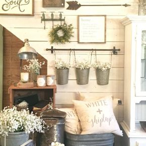 20 Rustic Country Home Interior Design Ideas | Interior Design ...