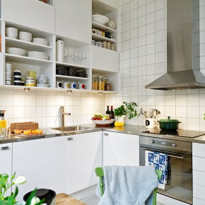 Scandinavian Kitchen  A Scandinavian Beauty  Wallpaper 12