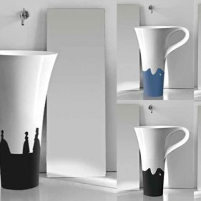 Silhouette Design Basins  Unique Bathrooms by ArtCeram  Wallpaper 8