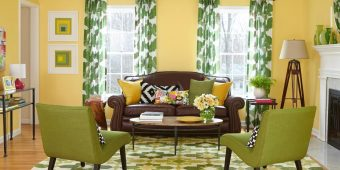 20 Ways to Use Yellow for Interior Design and Decorating