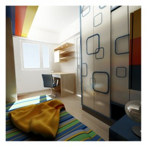 Small Kids Room  Kids Room Inspiration  Wallpaper 6