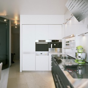 Small Space Kitchen  Small Apartment Design in St.Petersburgh  Image  8