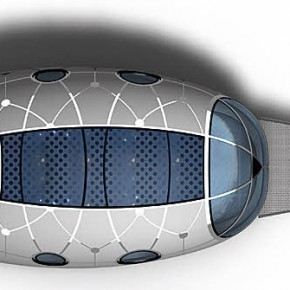 SNAG 00082  Futuristic Pod House Concept Photo  2