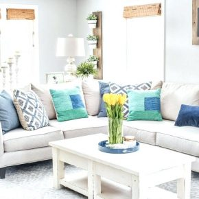 Spring Living Room Ideas Navy Blue Green Decorating Ideas Imalan.me