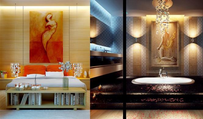 Sunken Bath 665 391 Dream Home Interiors By Open Design