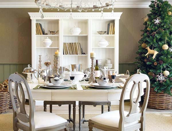 Outstanding Christmas Table Decoration Ideas 600 x 459 · 60 kB · jpeg