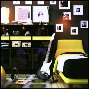 Teen Room Design  Kids Room Inspiration  Image  1
