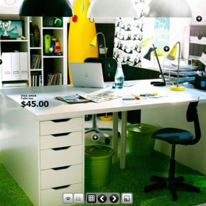 The Study Desk  Dorm Room Inspirations from IKEA  Pict  15