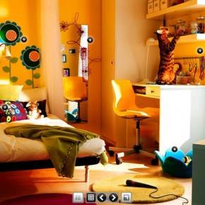 The Sunshine Room  Dorm Room Inspirations from IKEA  Image  10