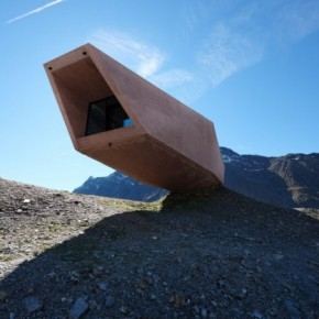 Ti 131211 01 630x418 The Timmelsjoch Experience Pass Museum by Werner Tscholl Wallpaper 1