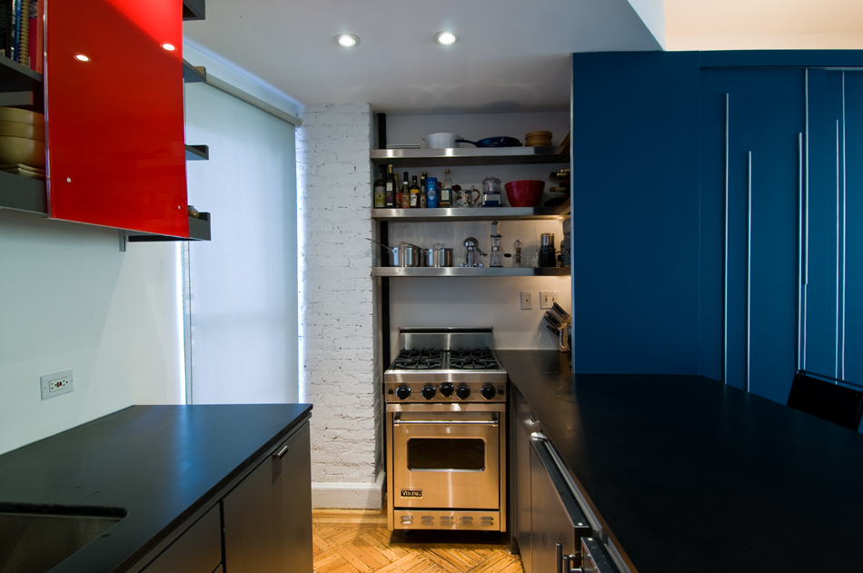Tiny Kitchen Design Super Small Apartment Design In Manhattan Photo 12 Interior Design Center
