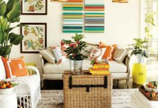20 Cozy Summer Home Interior Design Ideas