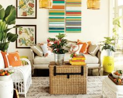20 Cozy Summer Home Interior Design Ideas