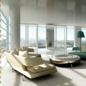 Ultra Modern Luxury Living  Architectural Renderings By Dbox  Pict  6