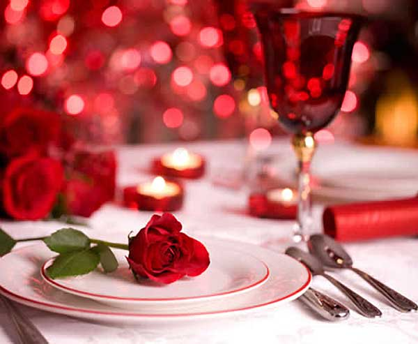 20 Romantic Valentines Day Table Decor Ideas
