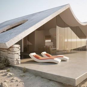 Villa In Desert  Desert Home  Picture  1