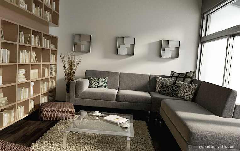 Warm biege living room living rooms round up wallpaper 8 for Interior design living room warm