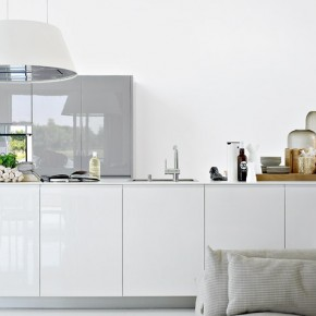 White Kitchen  Modern Kitchens From Elmar Cucine  Picture  11