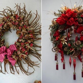 Wreaths Christmas 34 Great Christmas Wreath Decorating Ideas Picture 11