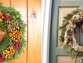 Wreaths Christmas Ideas 34 Great Christmas Wreath Decorating Ideas Pict 8