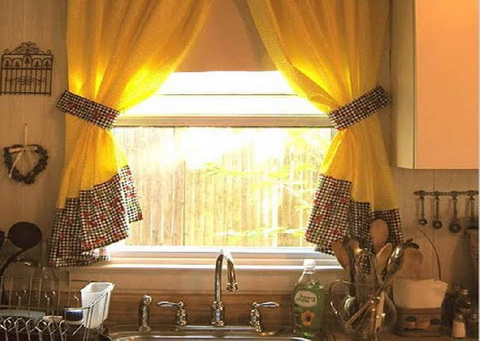 22 Cheap Window Treatment Ideas