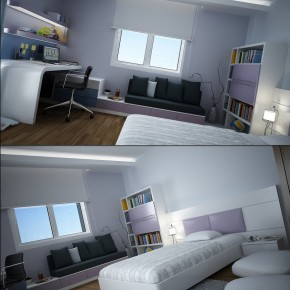 Young Room   By Akcalar D351jc5  Young Workspaces Photo  2