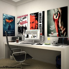 Young Room Desk By Akcalar  Young Workspaces  Wallpaper 4