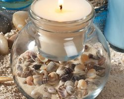 20 DIY Seashell Home Decor Ideas