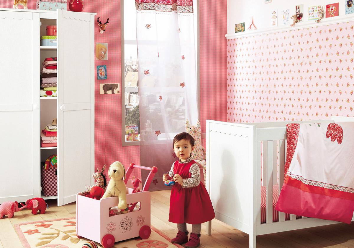 11 Fantastic Baby Nursery Design Ideas by Vertbaudet