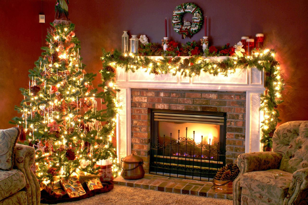 25 fantastic christmas decoration ideas 2013 - Interior Christmas Decorating Ideas