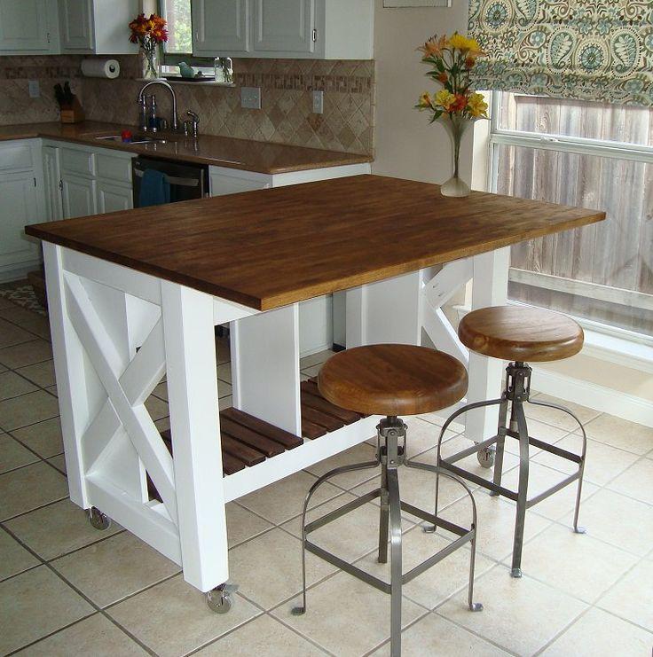 473161b844dacfb87ba9a38f14075270–farmhouse-kitchen-island ...